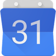 online scheduling tool icon of a calendar
